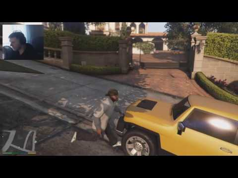 GTA 5 Cat Worship. Homeless Tim. First Person Strip Clubs (Funny Moments GTAV Next Gen )