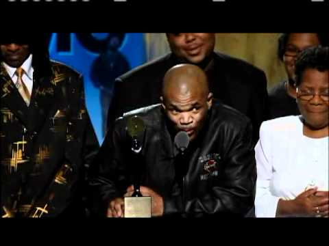 Run DMC accepts Inductions 2009