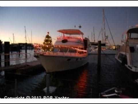 1989 Heritage Yacht 40 Sundeck Trawler