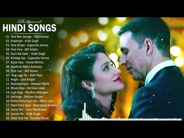 Romantic Hindi Songs November 2019 - Latest Bollywood Audio Jukebox - Hindi New Songs thumbnail