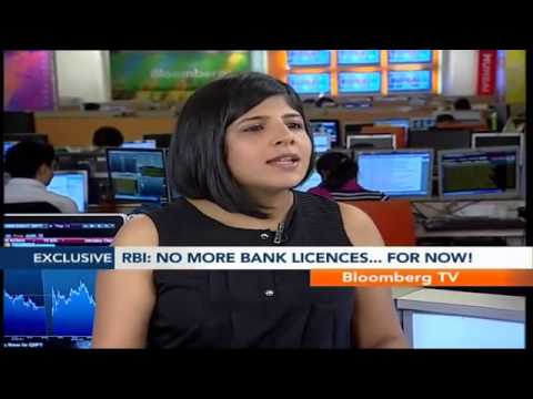 In Business- No More Bank Licences For Now: RBI