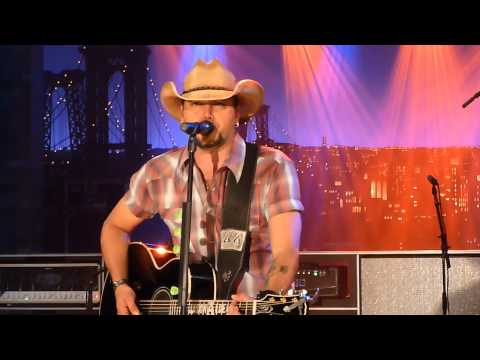 Tattoos On This Town - Jason Aldean on Live on Letterman 9-5-12