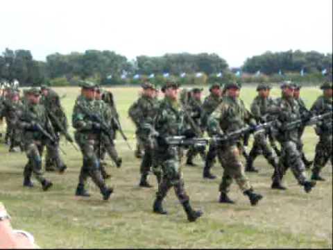 Desfile en el D�a del Ej�rcito Argentino III Parte 29May11