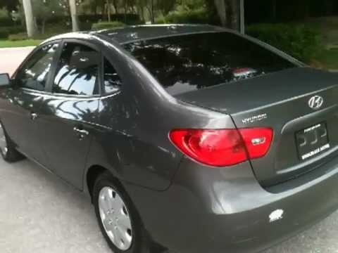 2008 Hyundai Elantra Gls View Our Current Inventory At Fortmyerswa Com Youtube
