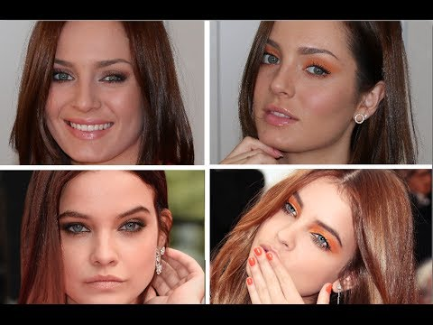 Barbara Palvin's Cannes Film Festival Makeup Looks