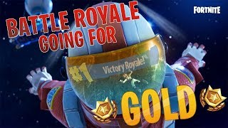 MOST EPIC VICTORY!!! - Fortnite Little Lizard Gaming