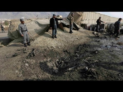 Taliban suicide bomber targets Kabul Airport