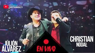 Download Lagu Adiós Amor - Christian Nodal Ft. Julión Álvarez | EN VIVO Gratis STAFABAND
