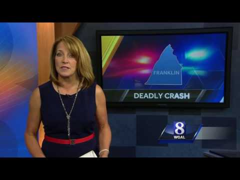 78-year-old man killed in I-81 crash