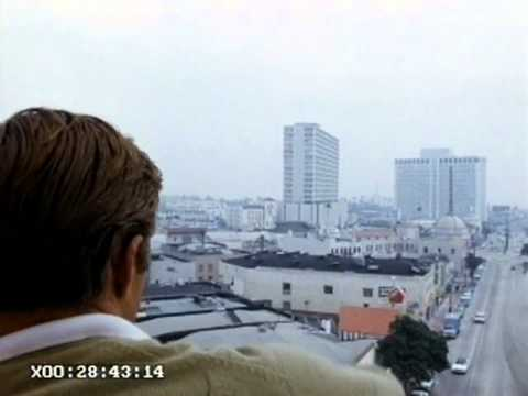 Robert Redford at the Westwood Fox 1965