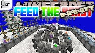 Minecraft FTB Infinity - MY FIRST INFUSION! ( Hermitcraft Feed The Beast E32 )