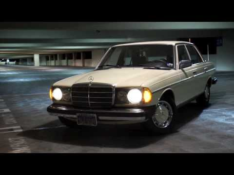 Midnight Fantasy - Mercedes W123