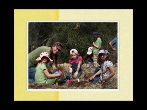 Photo History of Monterey Bay Charter School's Plant-a-thon