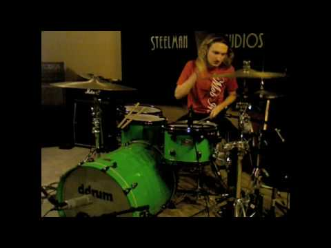 Paramore - Decode DRUM COVER *GREAT AUDIO*  Twilight Soundtrack Music Videos
