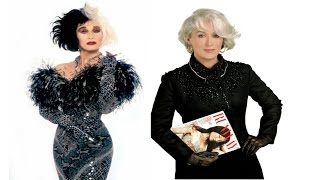 Cruella De Vil & Miranda Priestly- Hardkiss- Make Up- Music Video