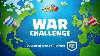 Clash of Clans War Challenge - RECAP