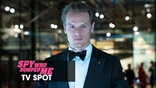 "The Spy Who Dumped Me (2018) Official TV Spot ""Incredible"" - Mila Kunis, Kate McKinnon, Sam Heughan"