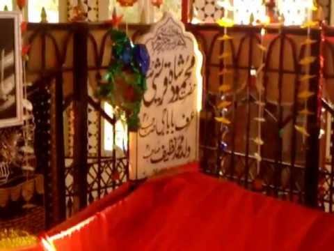 Internal view of roza mubarik Sarkar BABA G sb mubarikshalbandi...