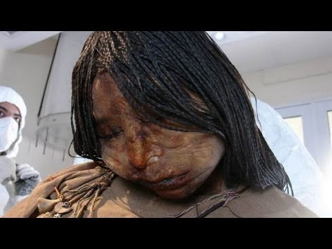 Girl Frozen For 500 Yrs Looks Alive video