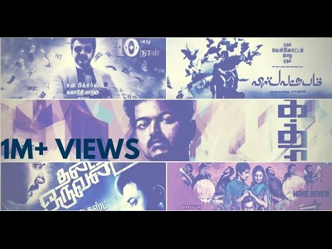 Top 10 Mass BGMs in Tamil cinema (2010-2015) | Thala Thalapathy - The Best!