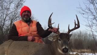 BUCK DOWN!! Saskatchewan Whitetail Hunt Days 5 & 6.