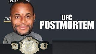 UFC 210 POSTMORTEM!!!