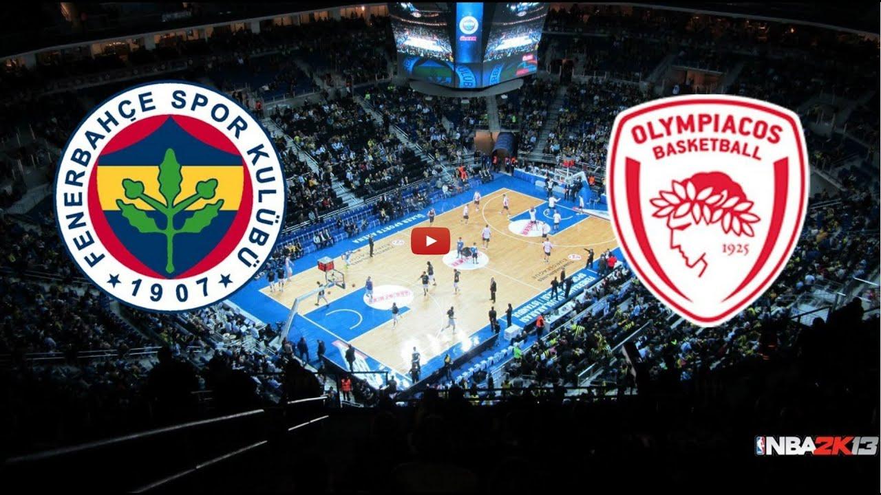 750 Fenerbahçe – Olympiakos