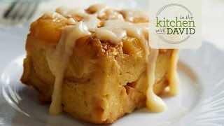 How to Make Pineapple Upside-Down Bread Pudding