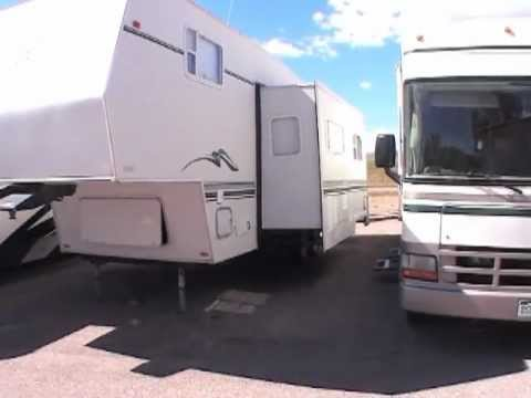 Used 2000 Skyline Layton 2895 Fifth wheel