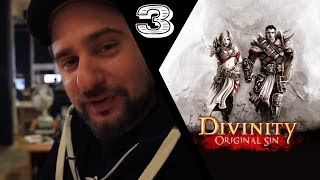 Reise-Let's Play: Preview Divinity: Original Sin #003 [FullHD] [Deutsch]