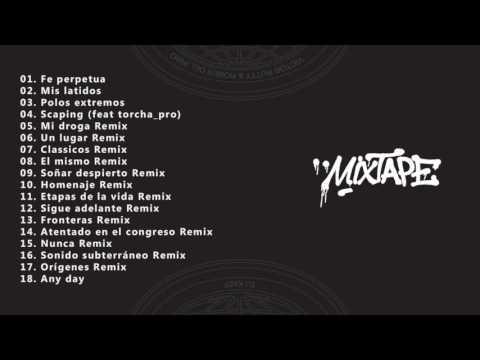V.Rutty, R. del Pyro & Dj Kaef - Orígenes Mixtape - MIXTAPE COMPLETA
