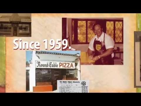 Round Table Pizza | About