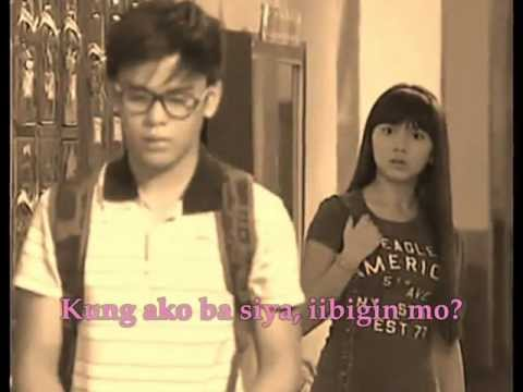 Kung Ako Ba Siya (w lyrics) - Khalil Ramos (mikay And Bestfriend Kiko) video
