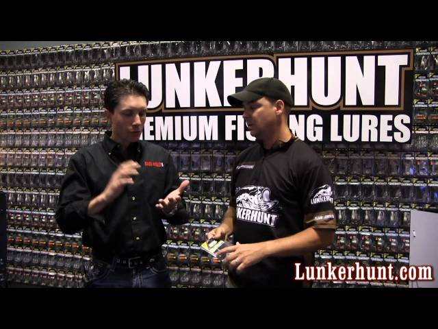 Lunker Hunt Product Video