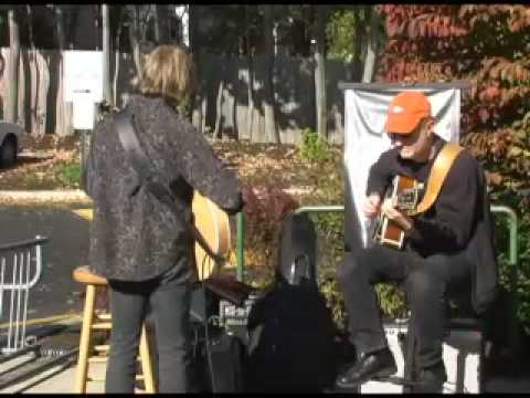 Jazzkat Presents Randy Johnston with Bob DeVos Playing