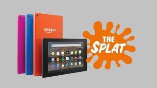 New Amazon tablets, The Splat!, and Nintendo's new president – Buffalo Breakdown