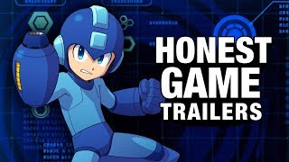 MEGA MAN 11 (Honest Game Trailers)  from Smosh Games