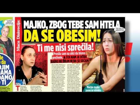 Skandal novine: Atina Ferari – Ljubila sam se sa Darkom Lazićem, hteo seks sa mnom
