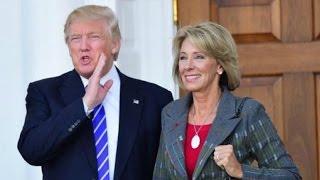 Meet Trump's Secretary of Education Betsy DeVos