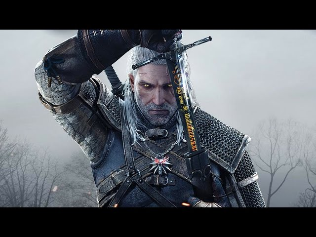 The Witcher 3: Beauty, and Violence Montage