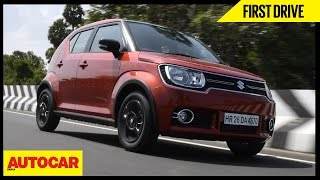 Maruti Ignis | First Drive | Autocar India