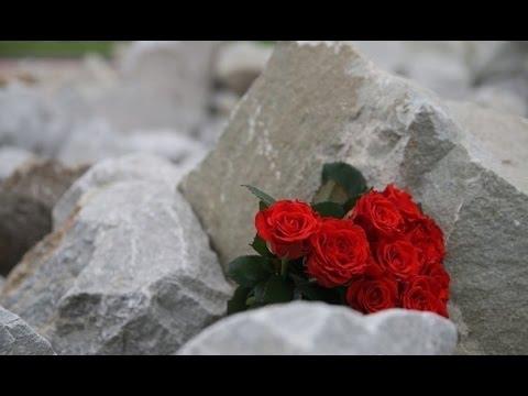 Открытие мемориала памяти жертв оккупации Крыма совхоз Красный