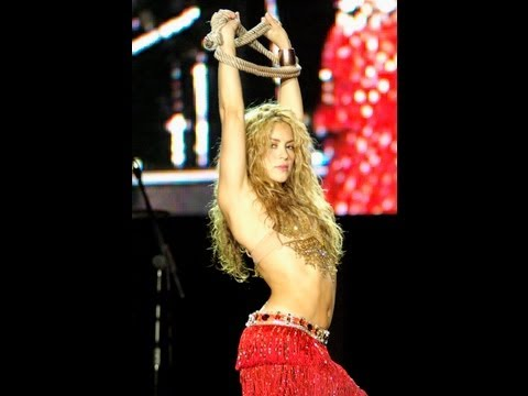 Shakira Live Full Concert-rock In Rio video
