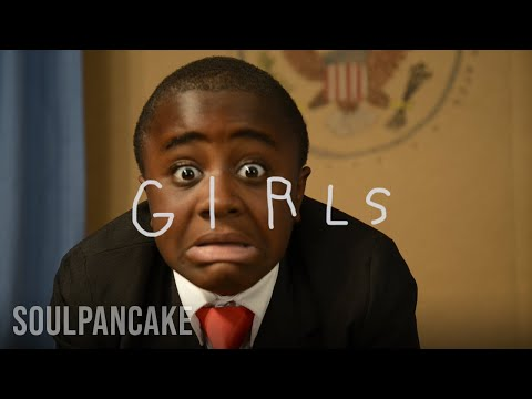 AWESOME GIRLS! | Kid President
