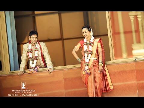 wedding highlight rashmi & padmanabh (mangalore kudroli temple)
