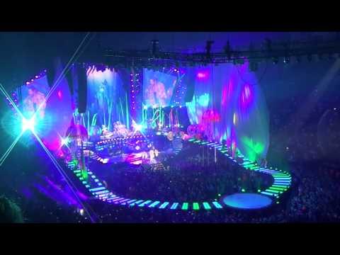 Take That The Garden - O2 5 June 2015