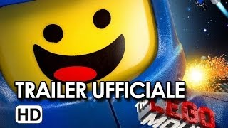 The Lego Movie Trailer Ufficiale Italiano (2014) - Phil Lord, Chris Miller Movie HD