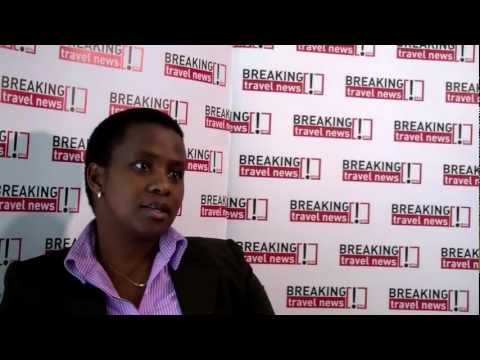 Phelisa Mangcu, Acting CEO, Johannesburg Tourism Company @ WTM 2012