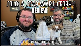 Solo: A Star Wars Story Movie REVIEW!!!