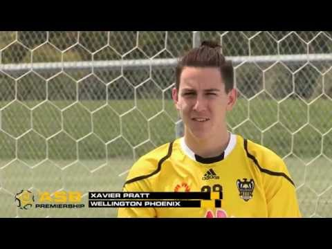 Wellington Phoenix - Player Profile - Xavier Pratt